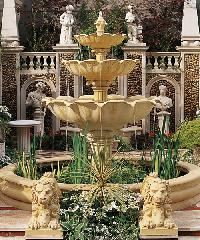 Triple Bowl Fountains