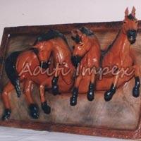 Horse Scenery  (Item Code : 036)