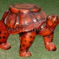 Turtle Stool