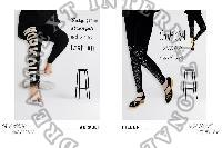 Printed Ankle Legging - Workout & Filler