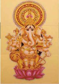 SB Drasti Ganesh 900-600mm Glossy Tiles