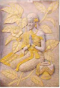 SB Namaste Lady 900-600mm Glossy Tiles