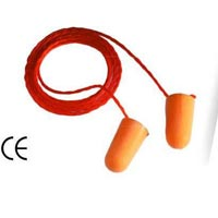 Disposable Foam Ear Plug With Cord