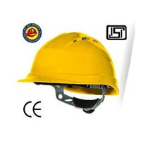 Industrial Safety Helmet (HDPE):