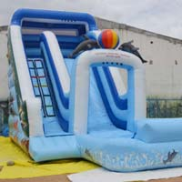 Inflatable Slide Bouncers