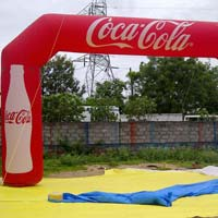 Inflatable Tent Arches