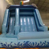 Inflatable Water Slide Bouncers