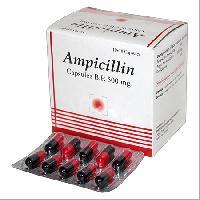 Ampicillin B.P Capsules
