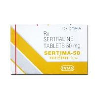 Sertima-50 Tablets