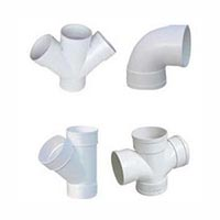 PVC Pipes Fittings