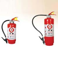 Dry Chemical Powder (Gas Cartridge) Type Fire Extinguisher
