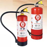 Water Type Fire Extinguisher (Stored Pressure) Fire Extinguisher