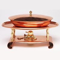 Copper Chafing Dish 04