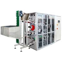 (R1R) High Speed Automatic rotary printer for cylindrical products