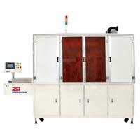 (S801) Automatic single color screen printer