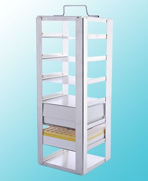 VERTICAL FREEZER RACKS