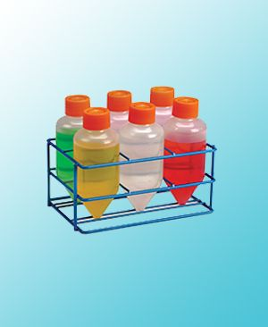 WIRE CENTRIFUGE BOTTLE RACK