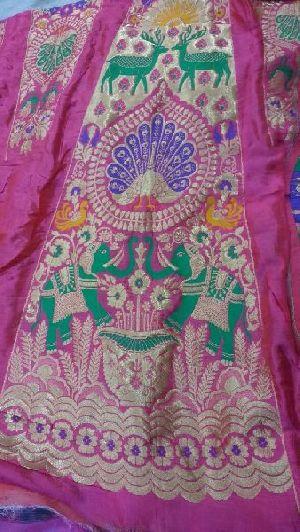Banarasi Kali Lehenga 18