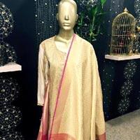 Banarasi Silk Dupatta 44