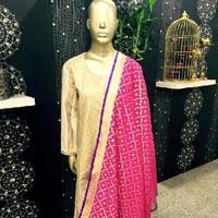Banarasi Silk Dupatta 42