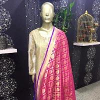 Banarasi Silk Dupatta 41