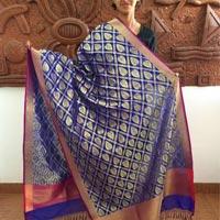 Banarasi Silk Dupatta 38