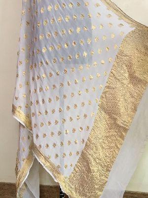 Banarasi Silk Dupatta 29