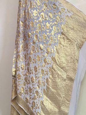 Banarasi Silk Dupatta 28