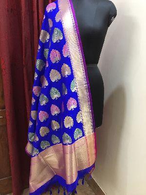 Banarasi Silk Dupatta 26