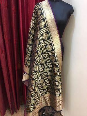 Banarasi Silk Dupatta 23