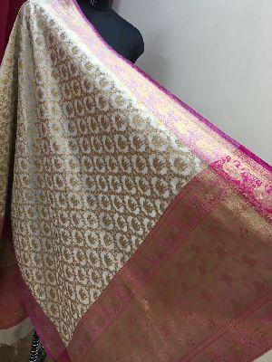 Banarasi Silk Dupatta 21