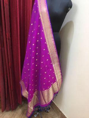 Banarasi Silk Dupatta 20