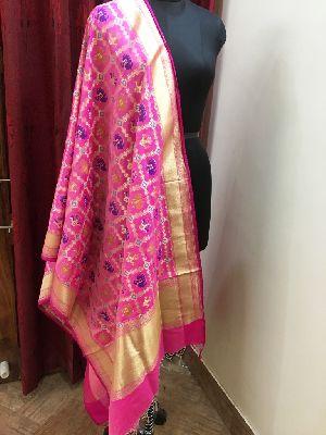 Banarasi Silk Dupatta 17