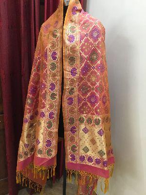 Banarasi Silk Dupatta 15