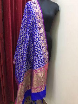 Banarasi Silk Dupatta 13