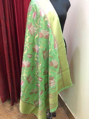Banarasi Silk Dupatta 12