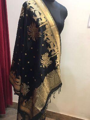 Banarasi Silk Dupatta 10
