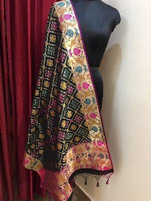 Banarasi Silk Dupatta 09