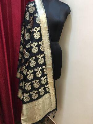 Banarasi Silk Dupatta 07