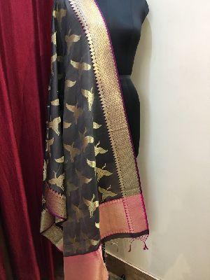 Banarasi Silk Dupatta 06