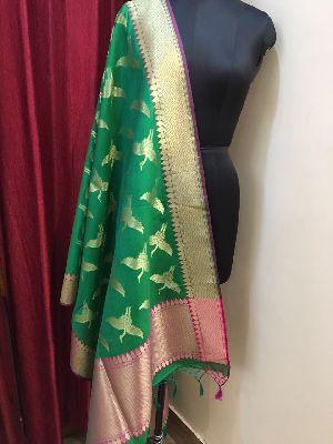 Banarasi Silk Dupatta 05