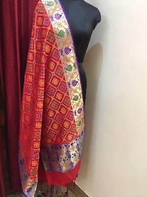 Banarasi Silk Dupatta 03