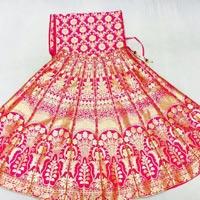 Banarasi Silk Lehenga 01