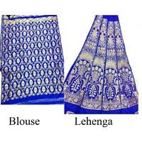 Banarasi Silk Lehenga 03