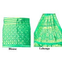Banarasi Silk Lehenga 04