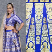Banarasi Silk Lehenga 08