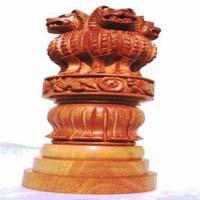 Wooden Ashoka Head 01