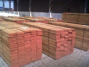 Dark Red Meranti Wood 02