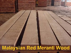 Dark Red Meranti Wood