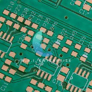 Screen Printed Circuit Board
